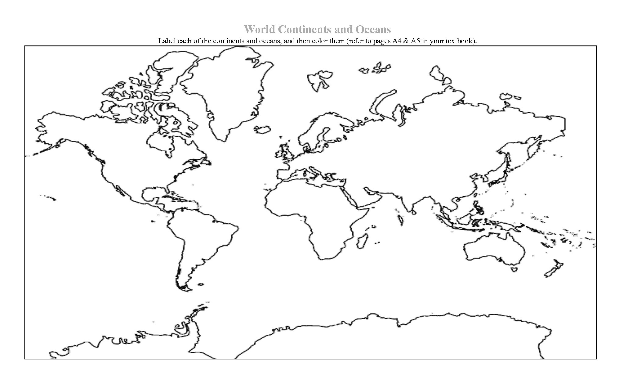 7 Continents Printable Map Inspirational Magic Continent Coloring Pages 7 Continents In Page Studynow Me Map