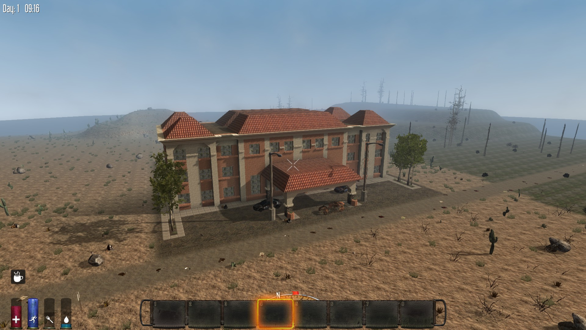 7 Days To Die Printable Map Awesome Steam Munity Guide 7 Days To Die Biomes Poi Locations Alpha