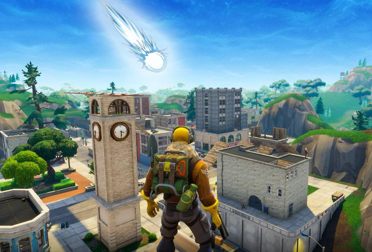 Fortnite Season 5 Map Printable Awesome There S A Fortnite Fan Theory That Tilted Towers Is About To Get