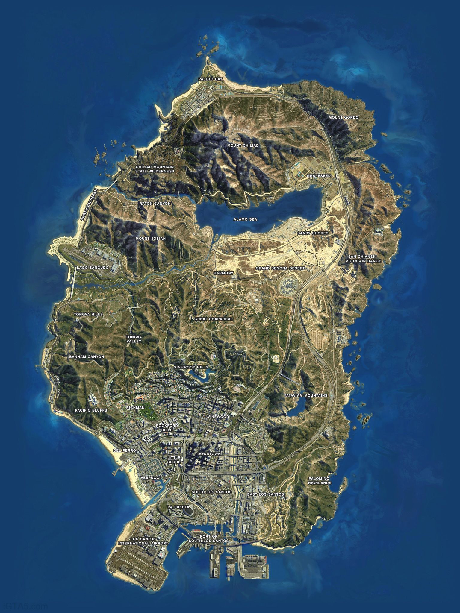 Gta V Printable Map Beautiful Gta 5 Map Dawnhack Games