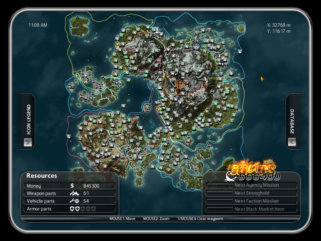 Just Cause 3 Printable Map New Maps Just Cause Wiki