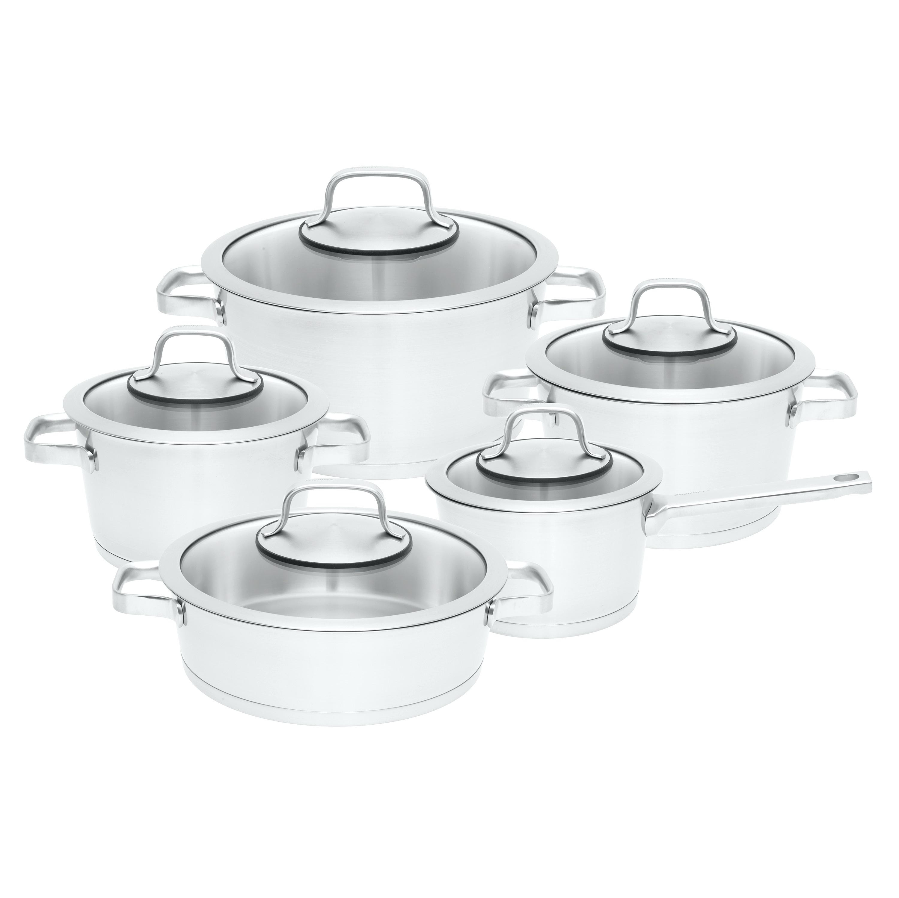 belgique cookware set hard anodized 11 pc only at macys pan 5 piece