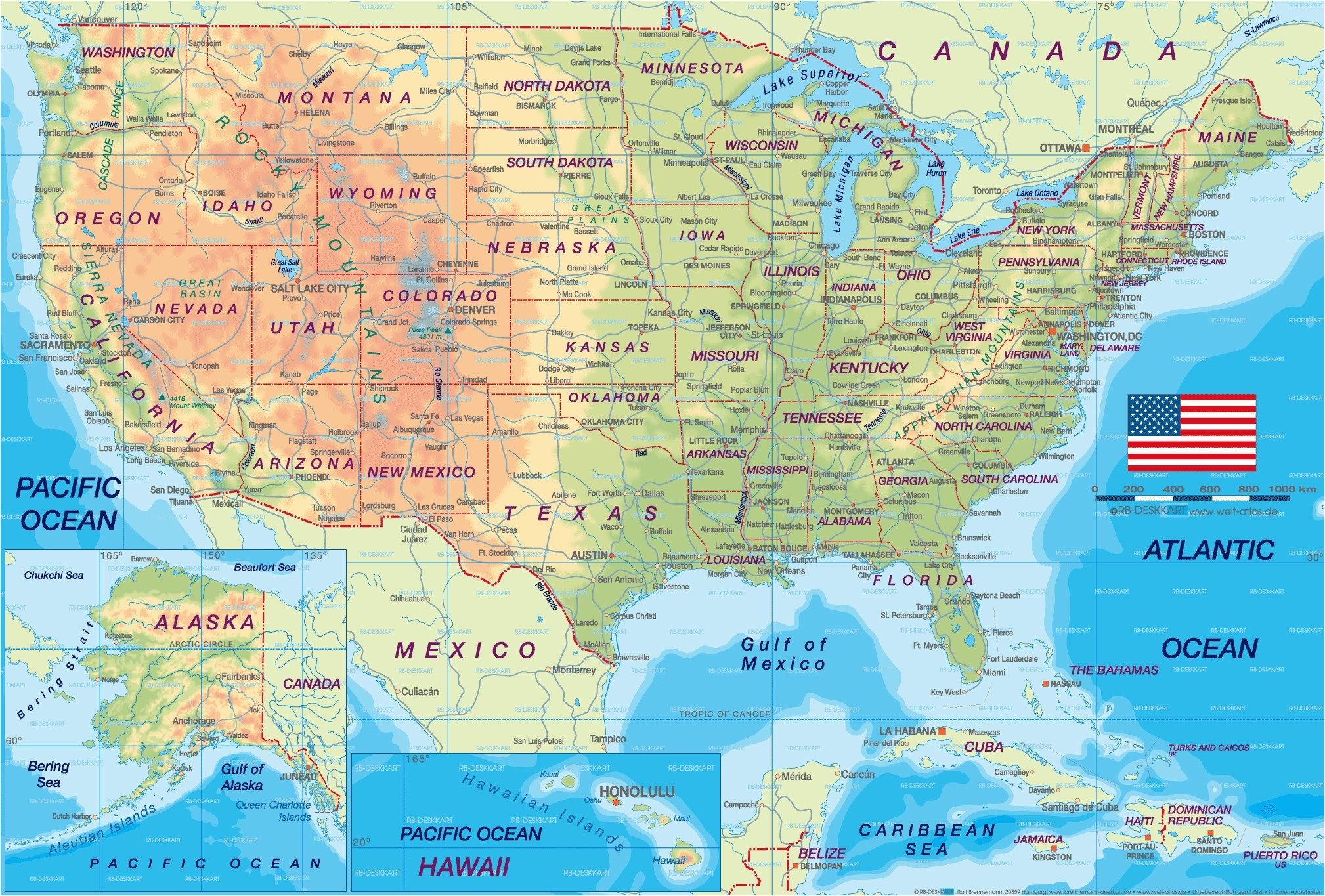 Printable Detailed Map Of The United States Best Of Printable Map Eastern United States Valid United States Map Game