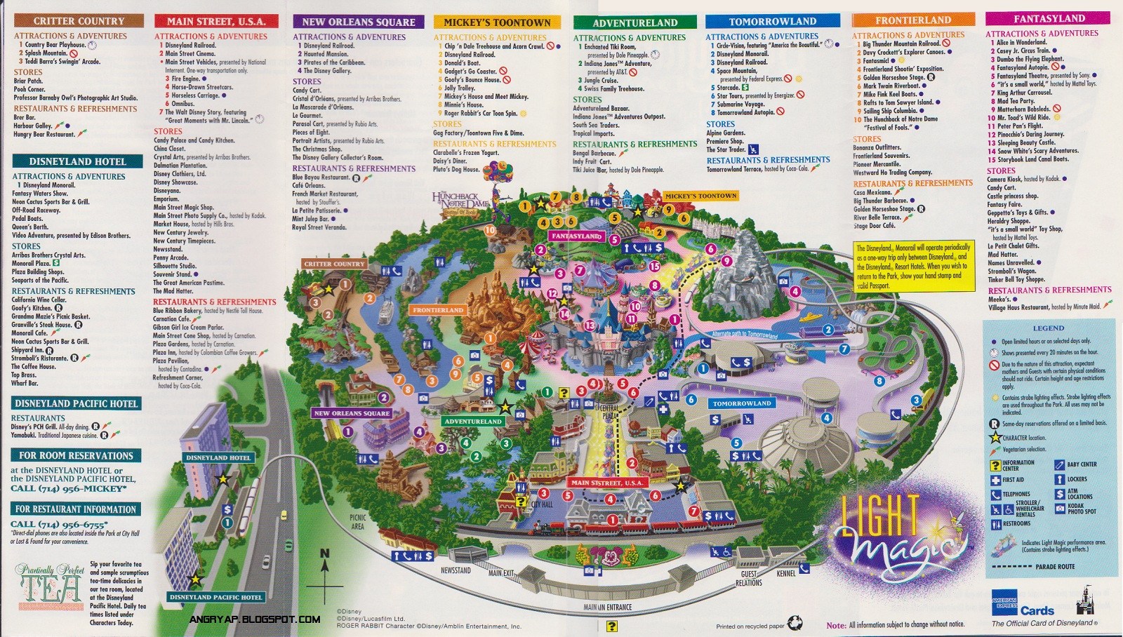 Printable Disneyland Map 2018 Lovely Orlando Florida Area Maps At Walt Disney World Printable