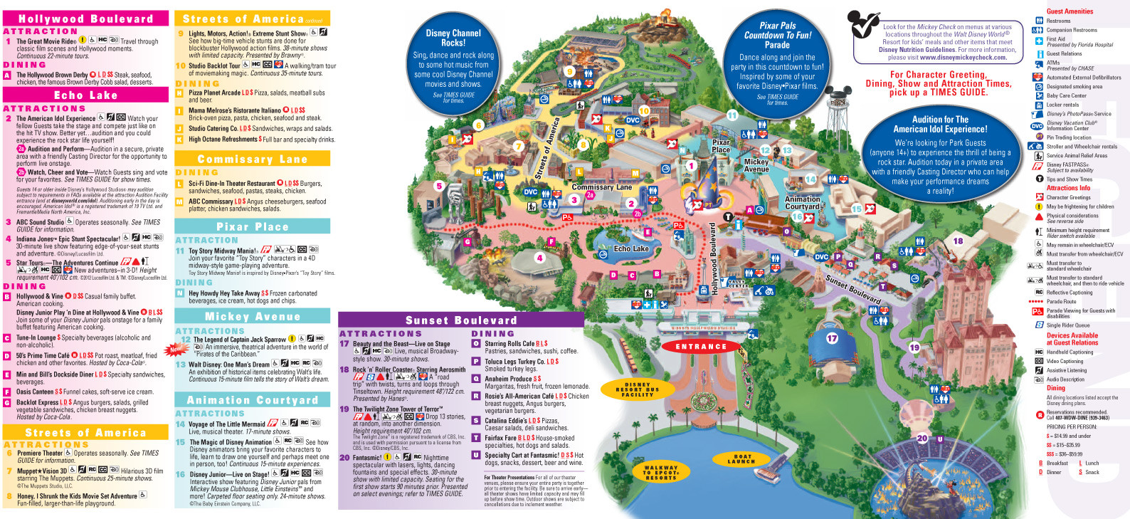 Printable Epcot Map 2018 New Walt Disney World Maps Within Map Pdf Utlr Me And Soloway At