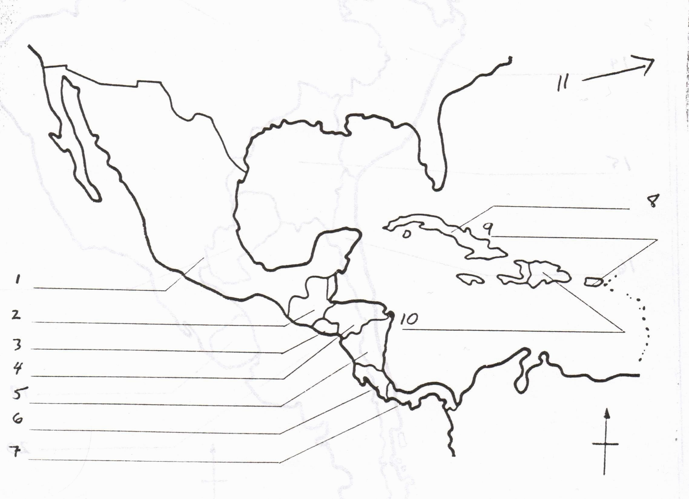 Printable Map Central America Beautiful South America Map With Capitals Full Hd Maps Locations Another
