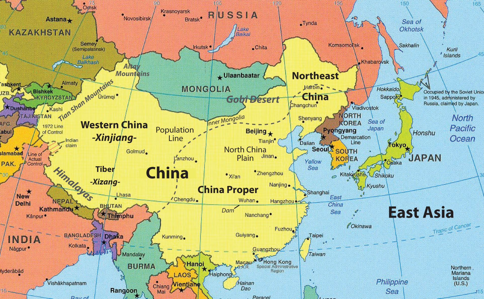 Printable Map China Awesome World Map Showing Indonesia Best Map East Asia The Countries Are