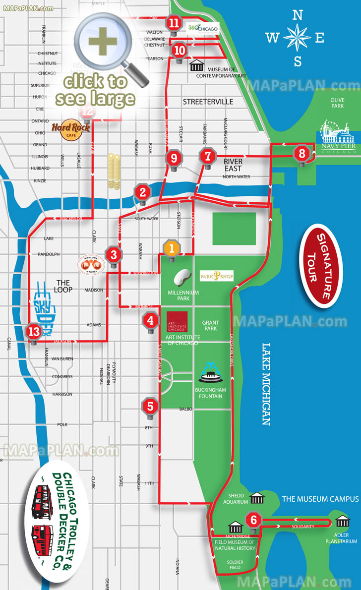 City Sightseeing Miami Map Inspirational Map Metromover Miami My Blog Best Chicago Free Trolley to and