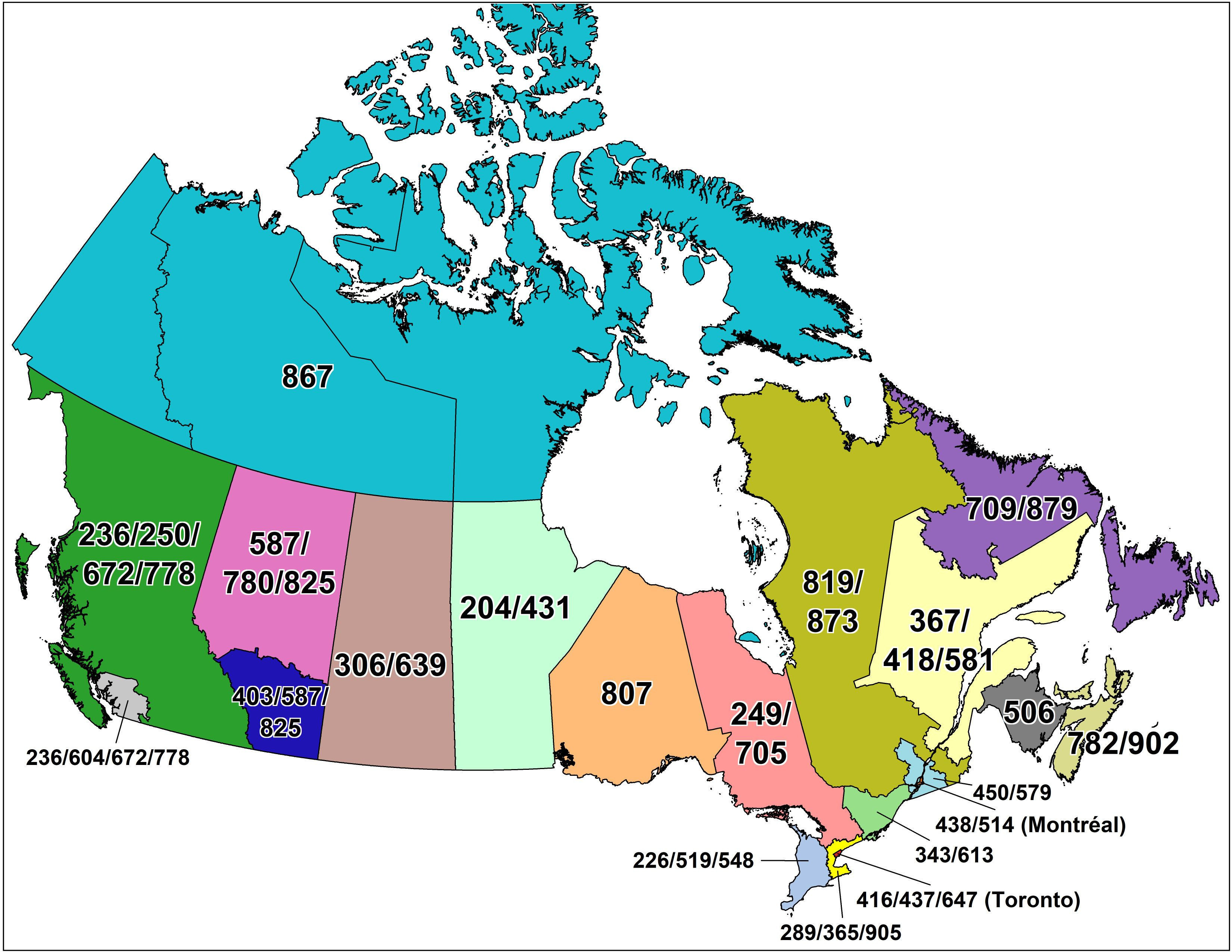 Image Blank Map Canada Provinces – Map Canada And US