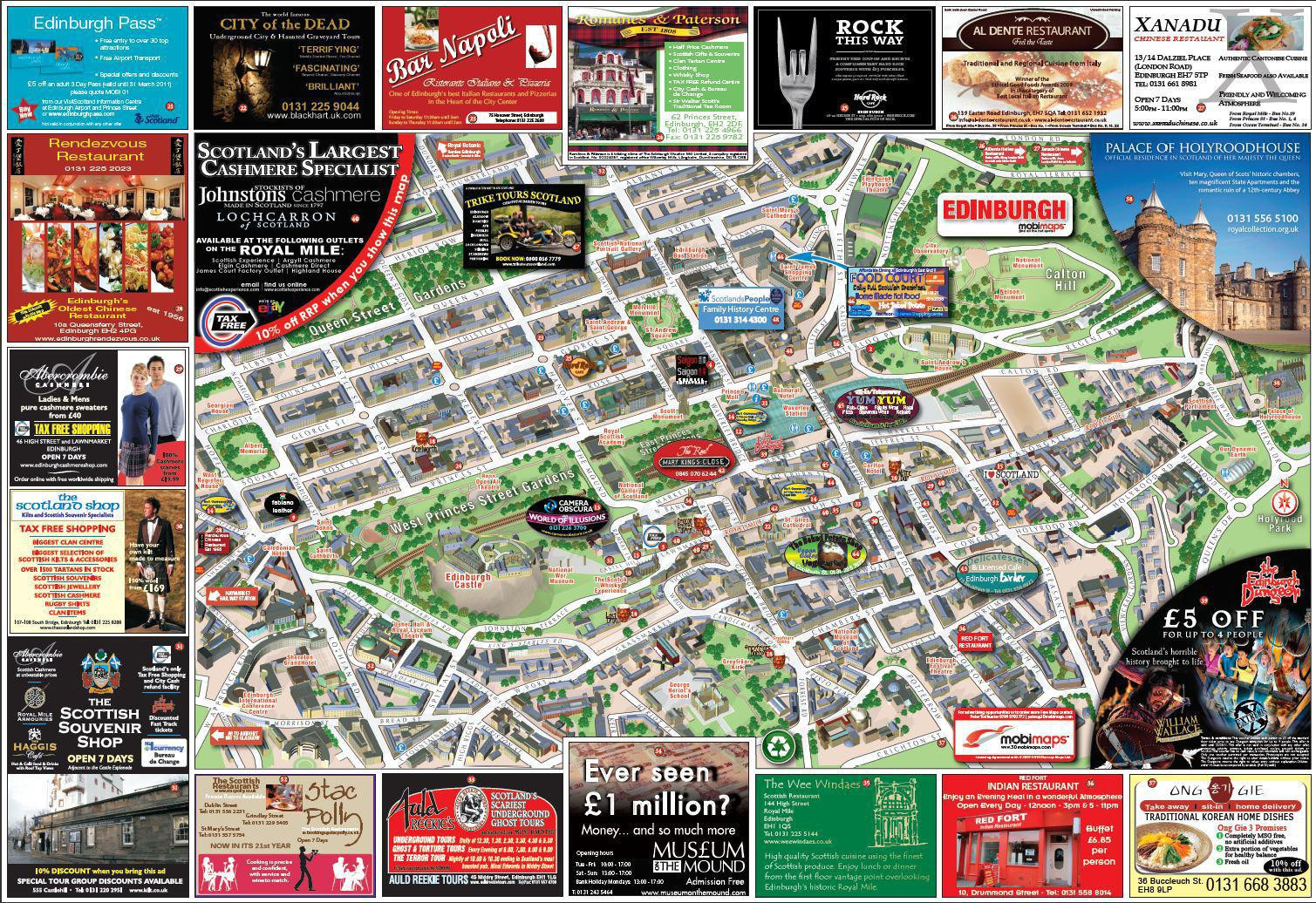 Printable Map Edinburgh City Centre Lovely Manchester City Centre Tourist Map [hd ] Wallpaper For