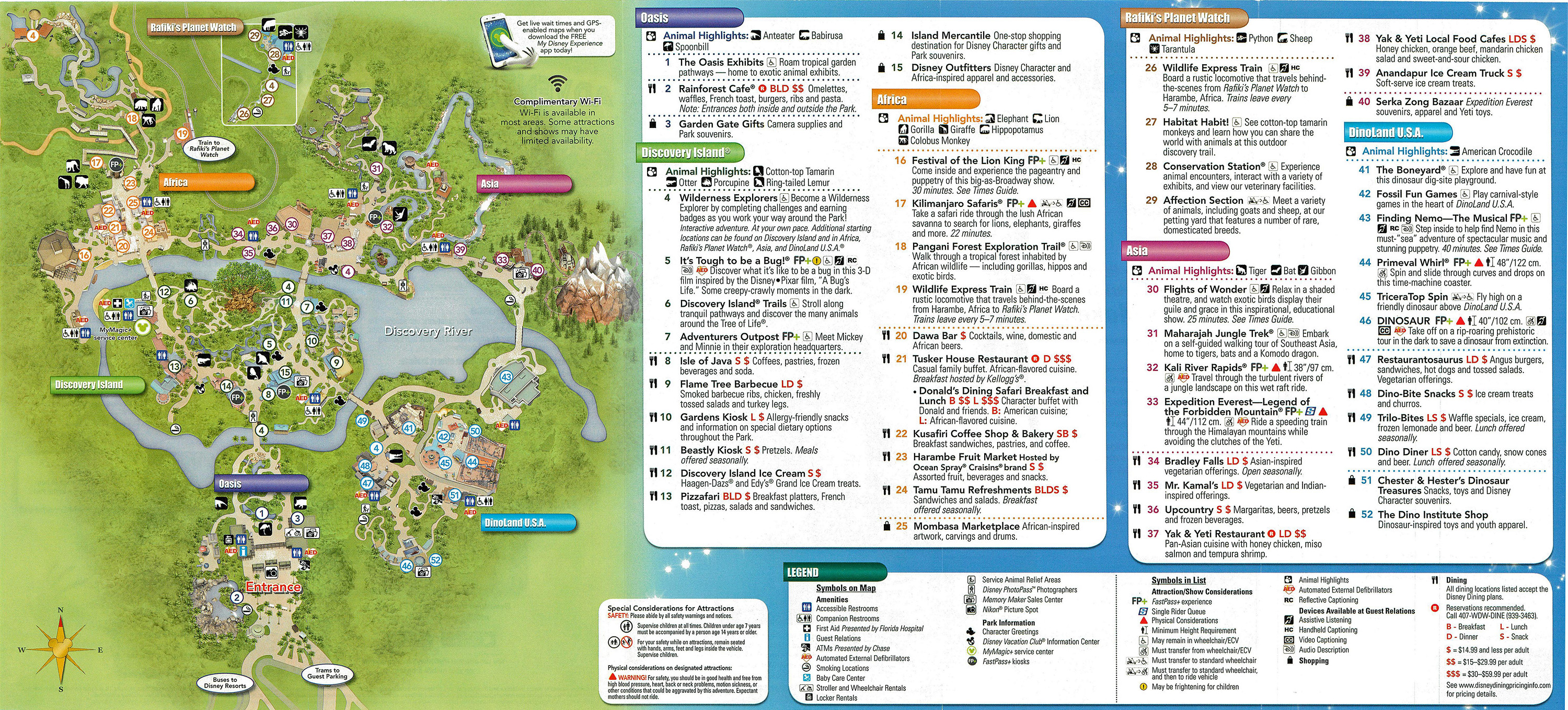 World Map Pdf 2017 New Magic Kingdom Park Walt Disney At Madriver Me