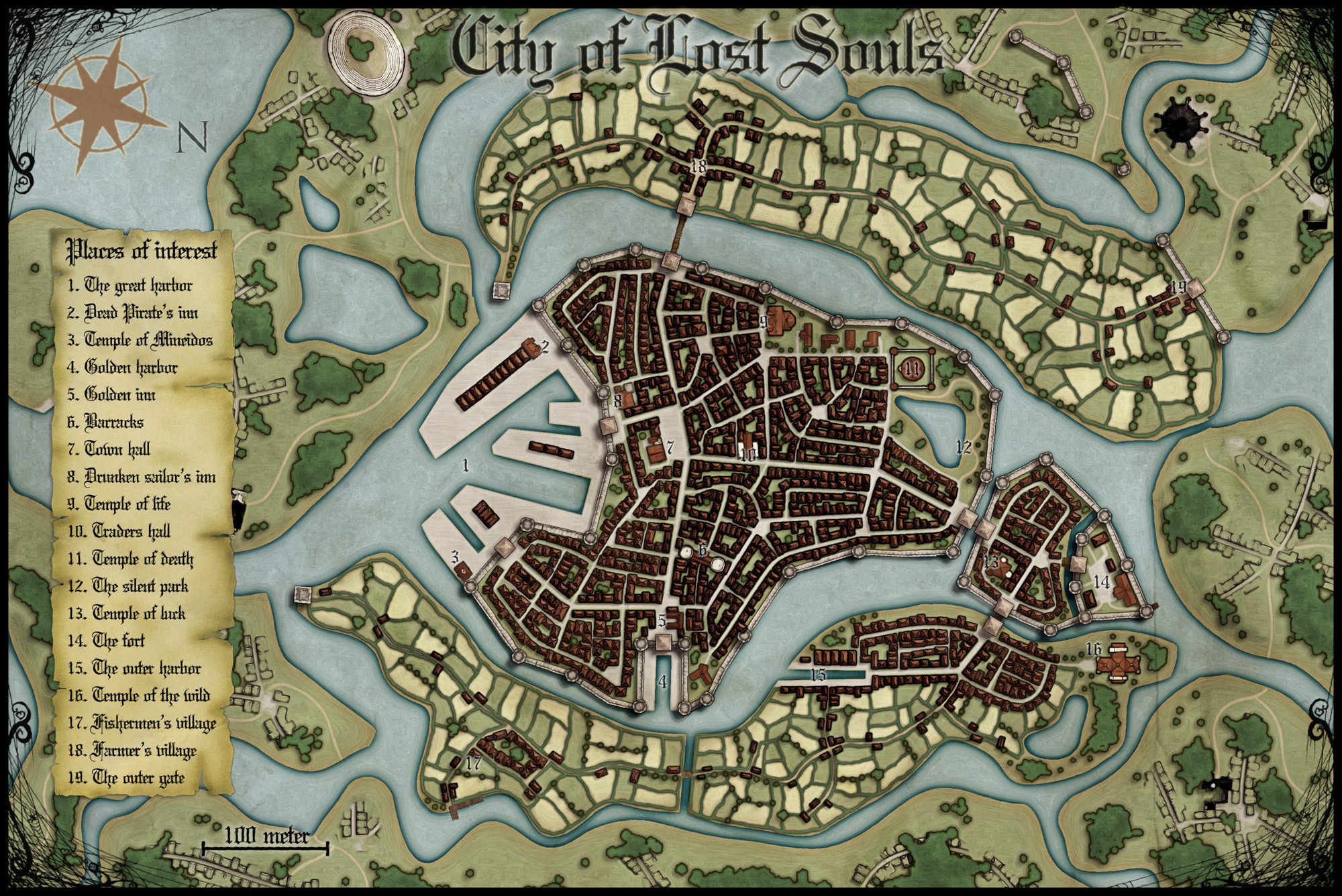 Fantasy City Map Generator Beautiful Fantasy City Map Generator Partition R 08bf2befa83f