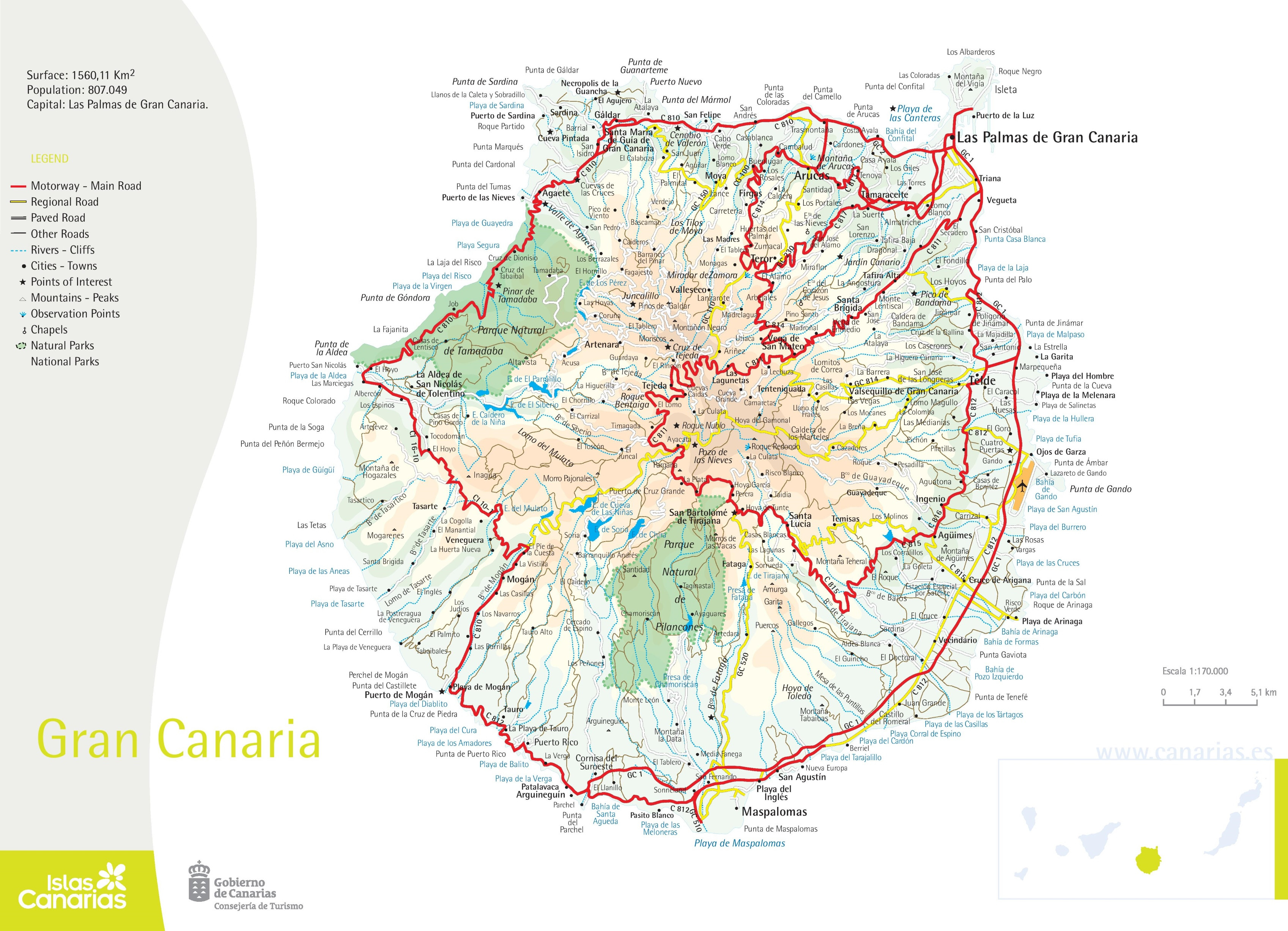 Detailed Map Basque Country With Cities And Towns