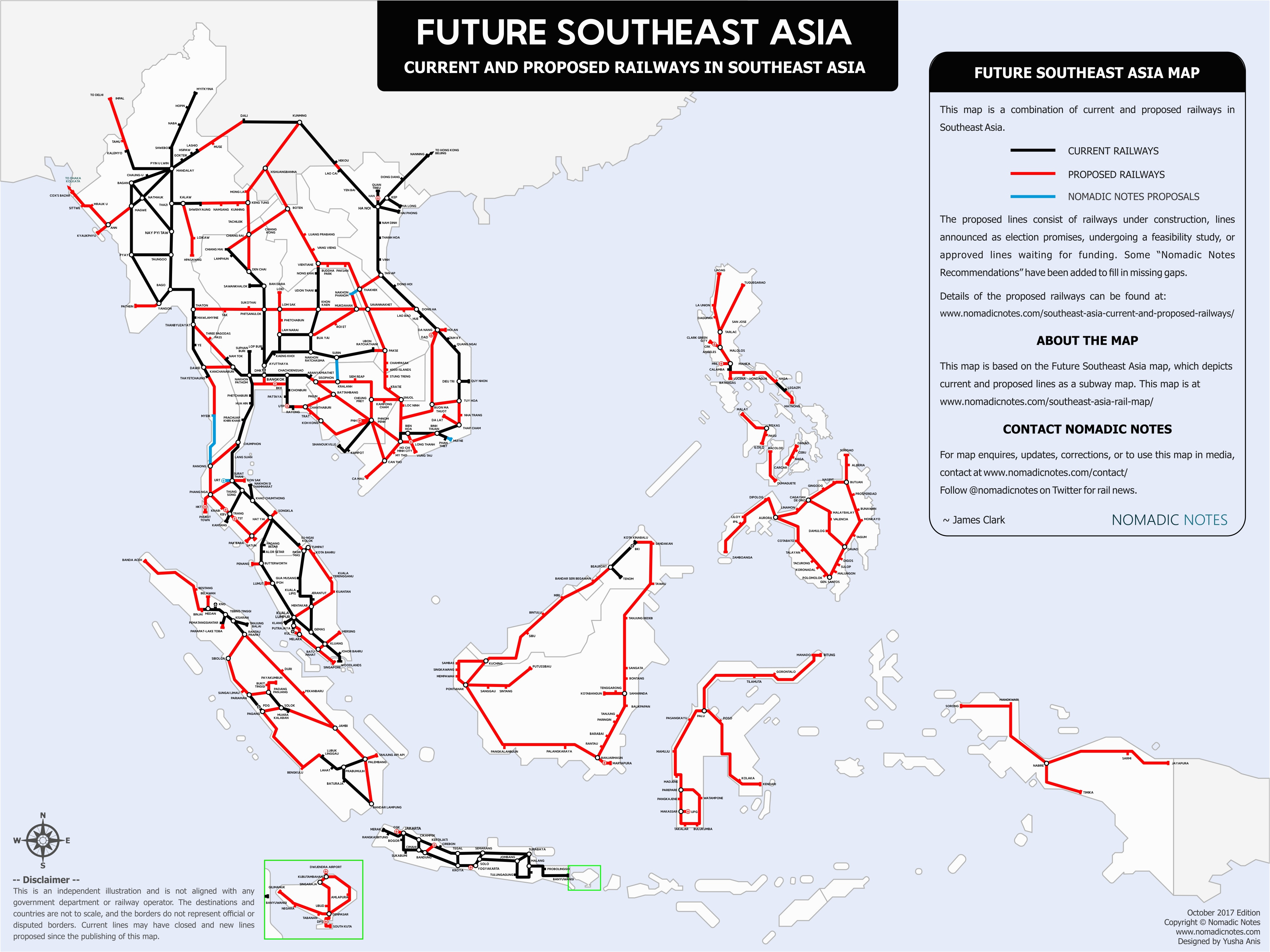 Southeast asia Current and Proposed Railways [2017] National Electricity Grid Map Australia Current and Proposed Railways southeast asia 2017