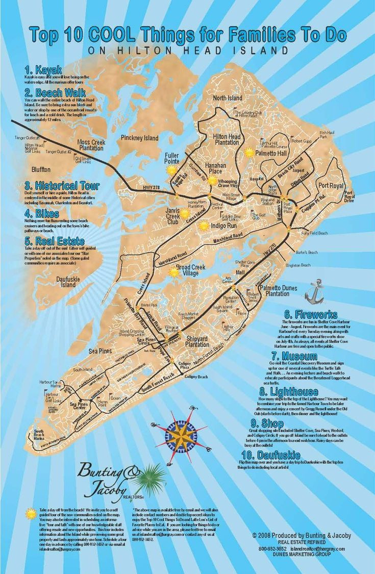 Printable Map Hilton Head Luxury 16 Best Hilton Head Island Images On Pinterest