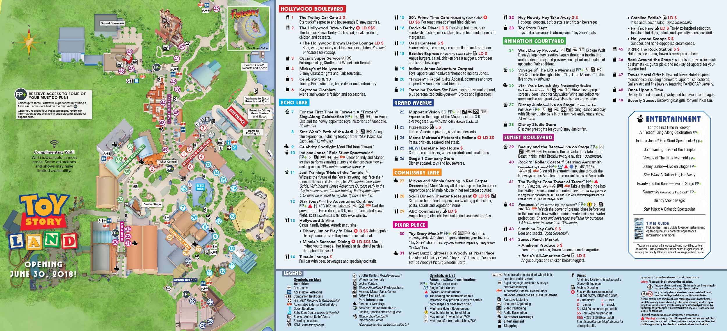 Printable Map Hollywood Studios Luxury Disney World Hollywood Studios Map Petproducts