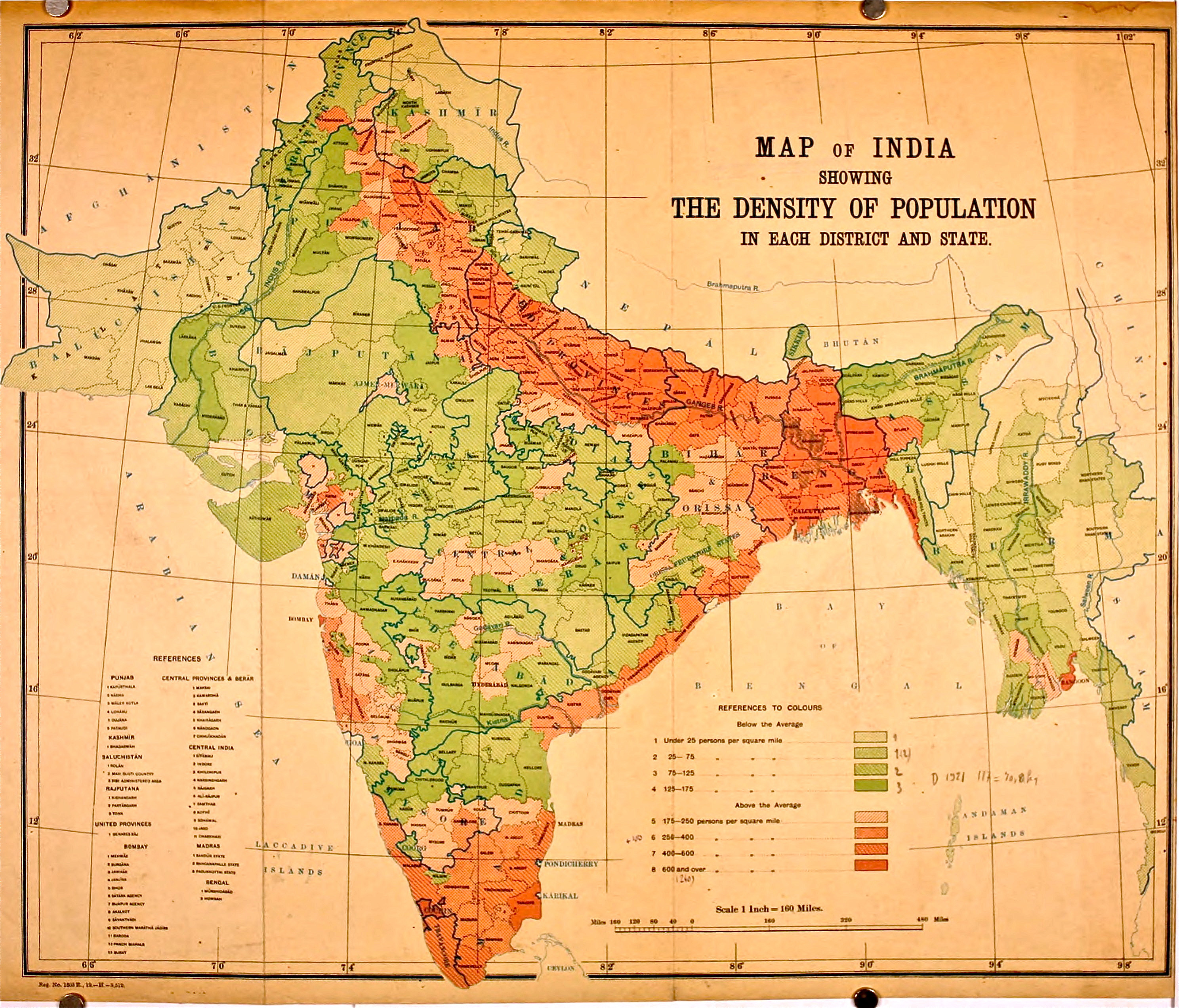 File Population density map of British India according to 1911