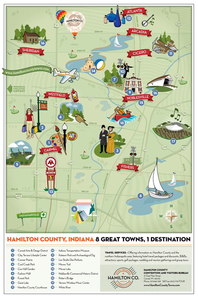 Printable Map Indiana Luxury Blog Post About Fishers Indiana And Its Why It Is A Great Place To