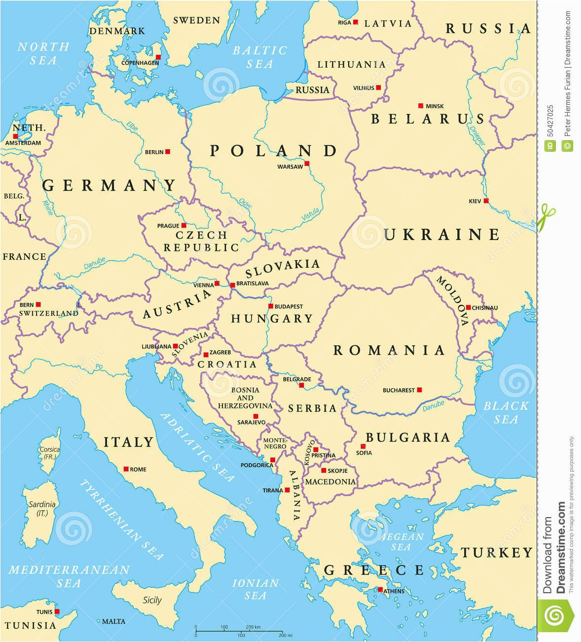 Printable Map Jakarta Best Of Map Capitals Europe Map Brussels Map Florence