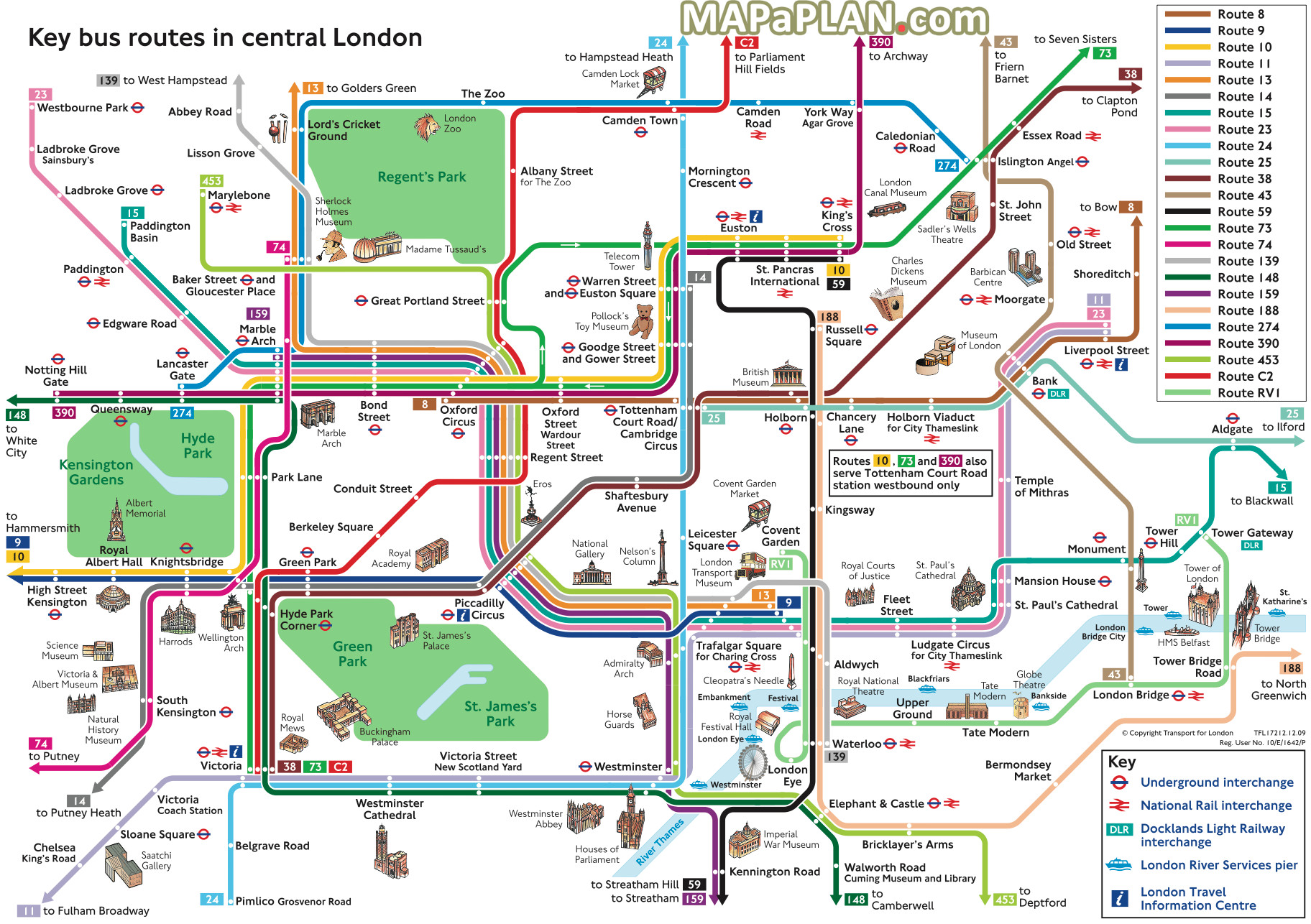 Printable Map London Underground Awesome Download Printable Map London Attractions