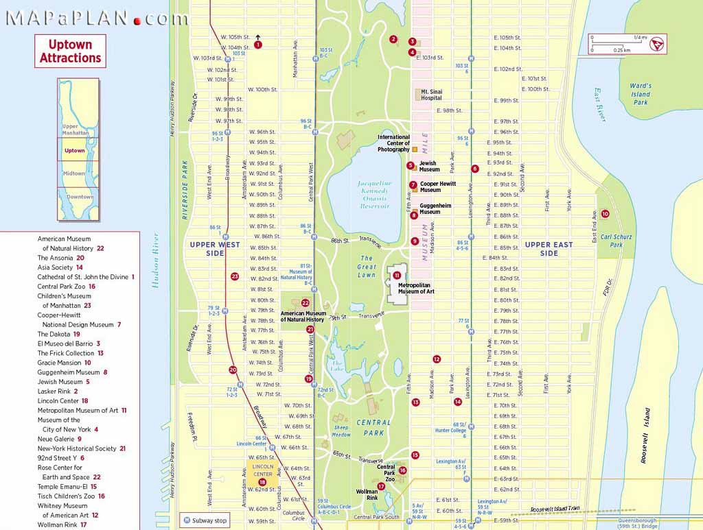 New York City Street Map Printable Elegant Maps New York top tourist attractions Free Printable