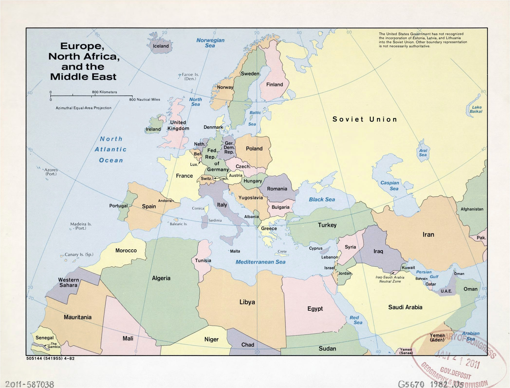 Middle East and north Africa Map Perfect Category Europe 33