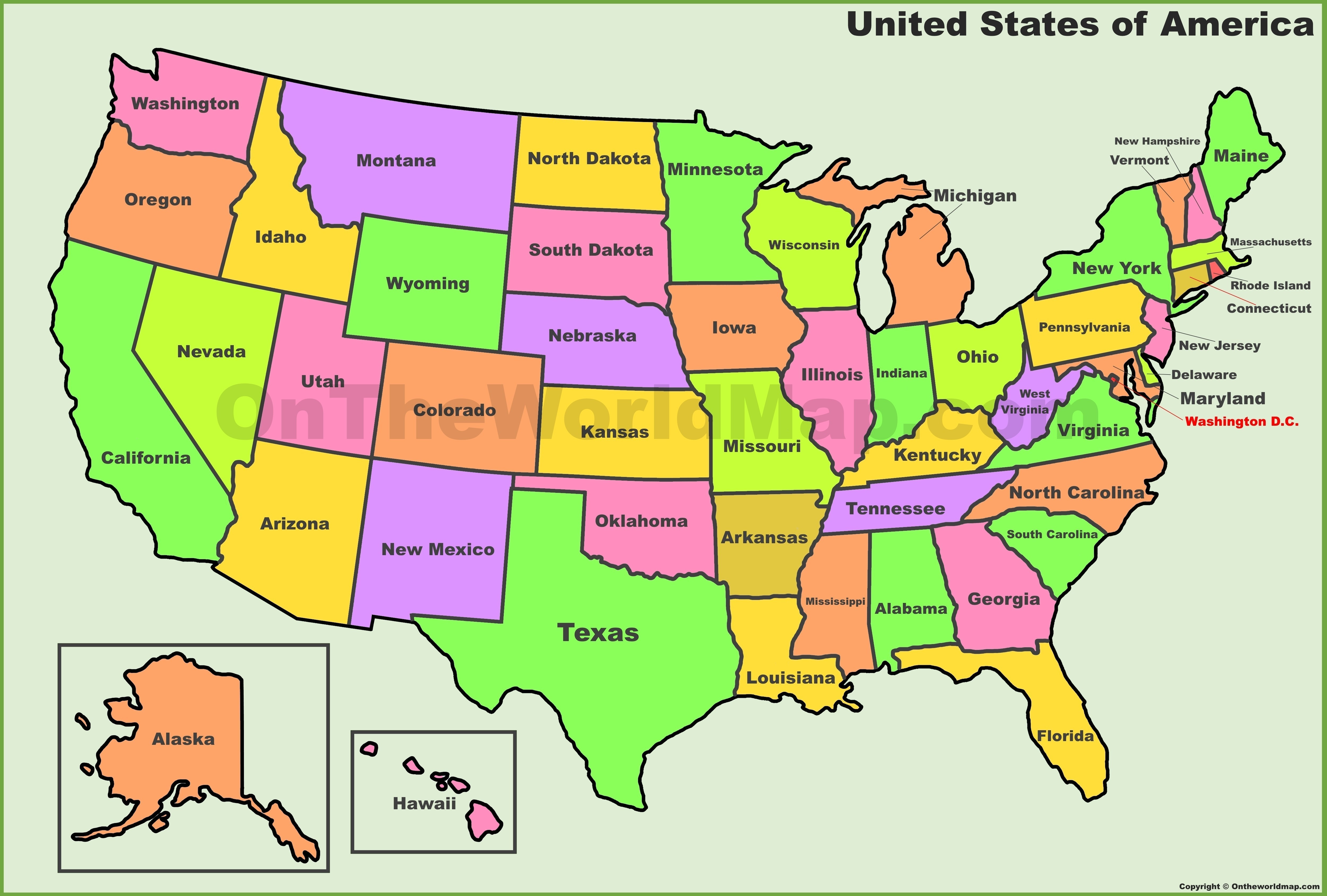 United States Map Printable Blank New United States Map Printable With State Names Inspirationa Us Map