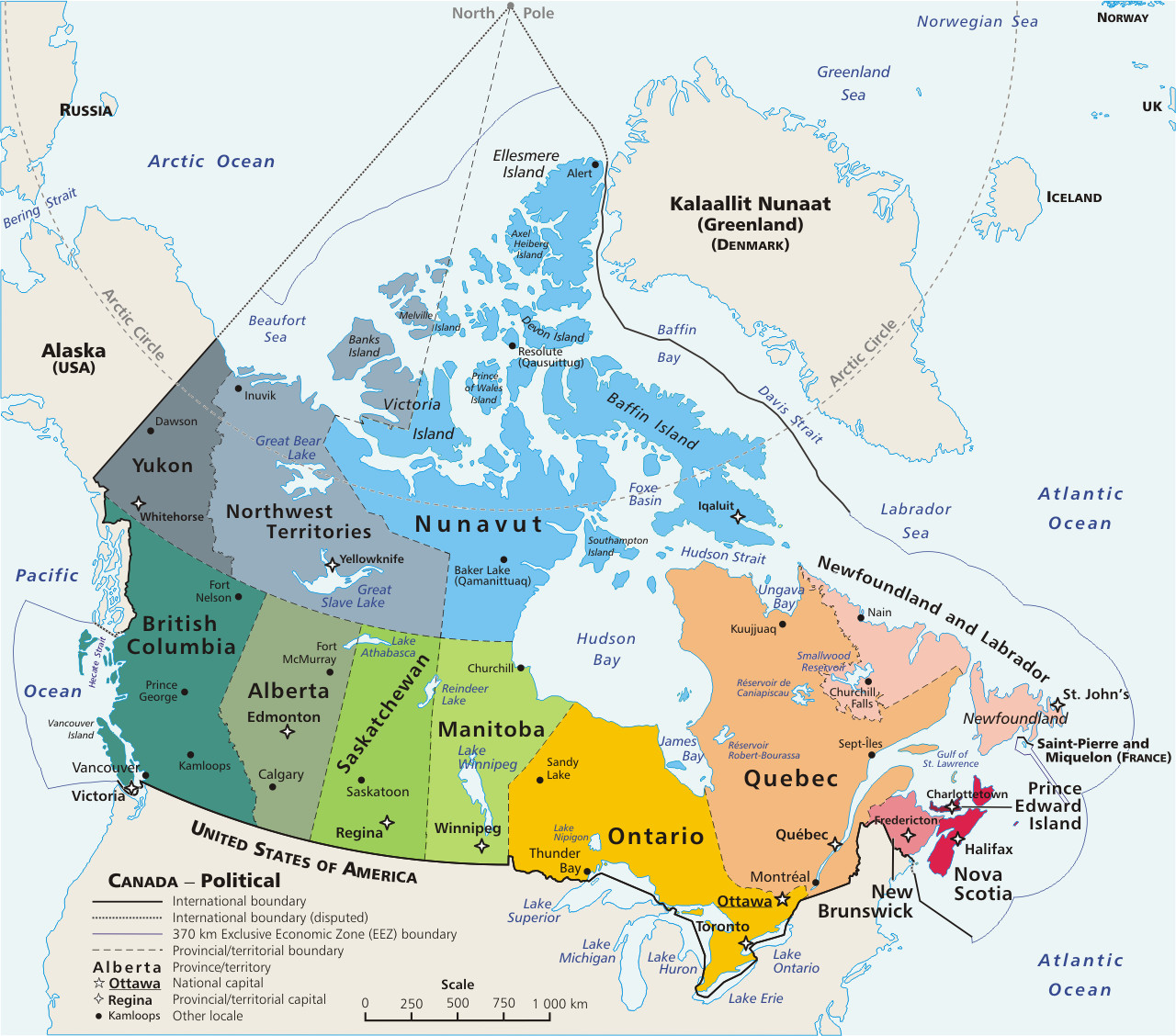 Printable Map Of Yellowknife Inspirational 8 Mistakes People Make When Visiting Canada