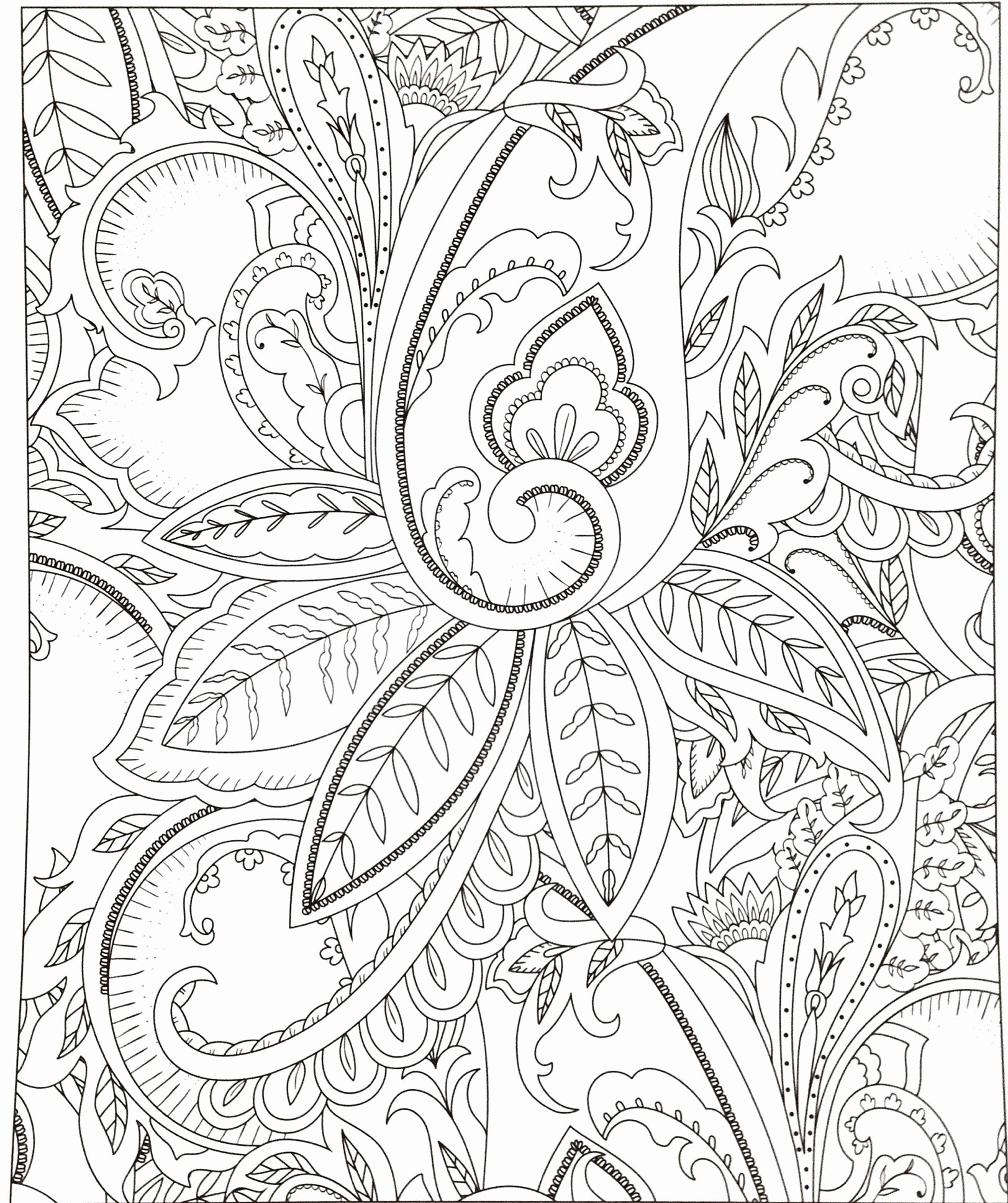Printable Map Pages Inspirational Beautiful Coloring Pages With Lots Detail