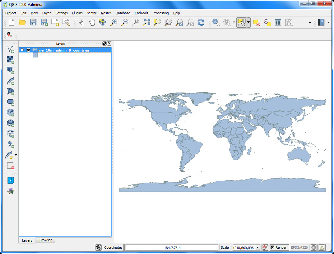Printable Map Qgis Lovely Find Neighbor Polygons In A Layer — Qgis Tutorials And Tips
