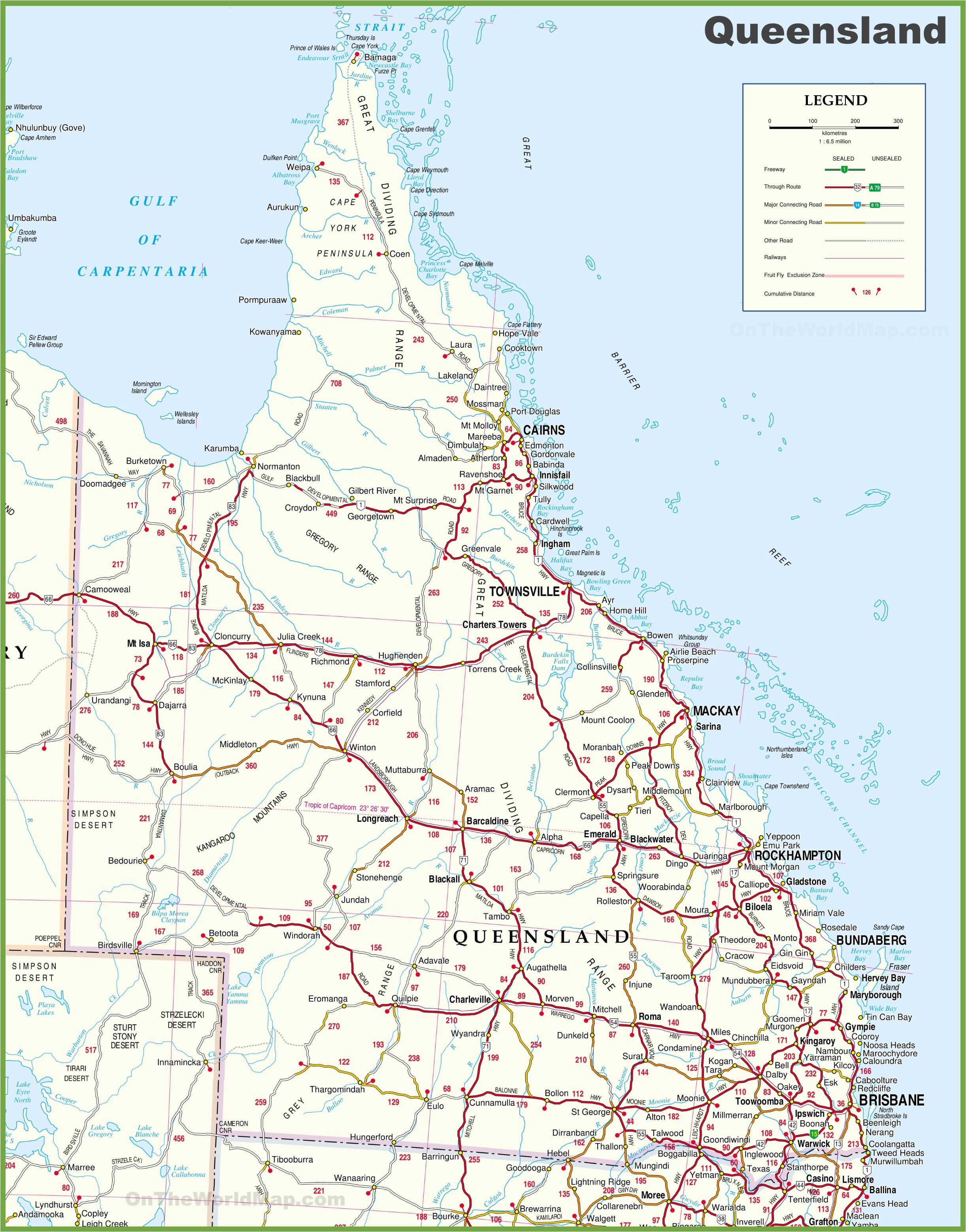 Printable Map Queensland Beautiful Colorado Map With Cities And Towns Example Map Queensland