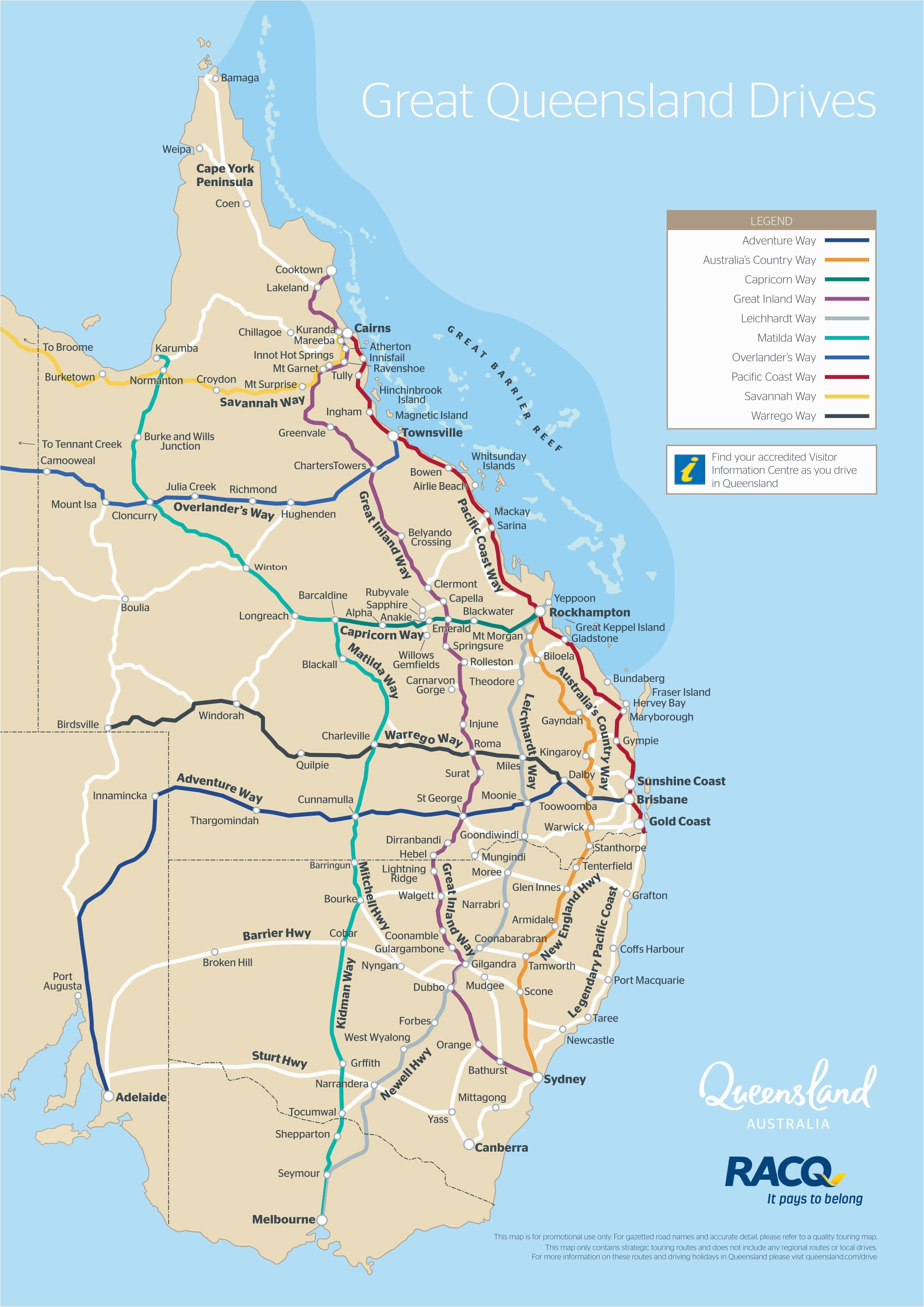 Printable Map Queensland Best Of Map Queensland Australia Map Queensland Australia With Cities And