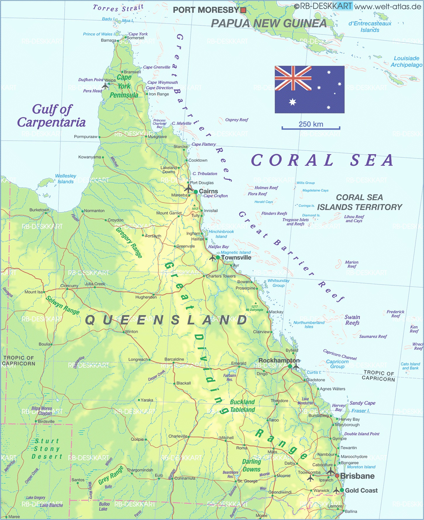 Printable Map Queensland Unique Queensland Australia Map London Inside Maps Qld Google And World Map