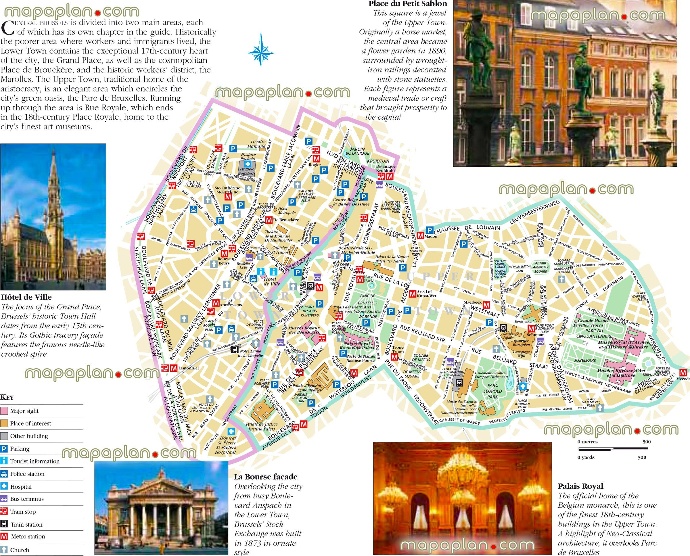 Printable Map Seattle Awesome Map Seattle Attractions Free Wallpaper For Maps