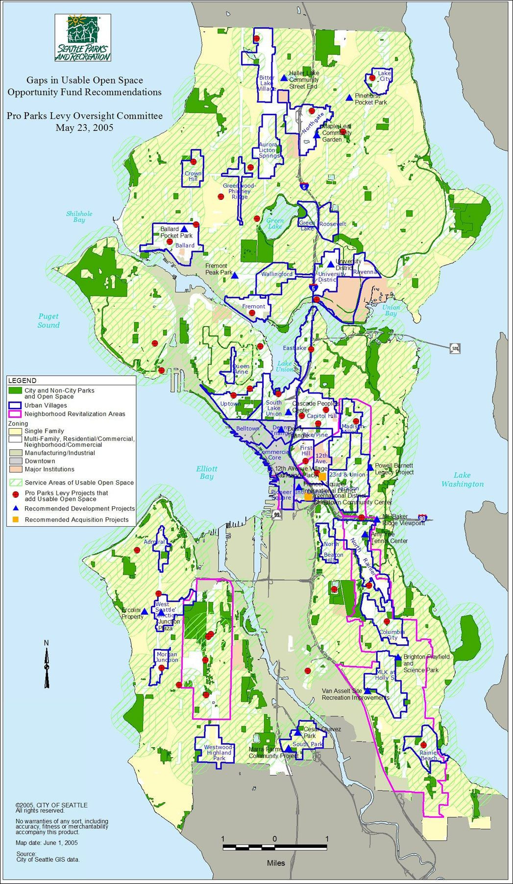 Printable Map Seattle Inspirational Seattle Parks Map Google Search