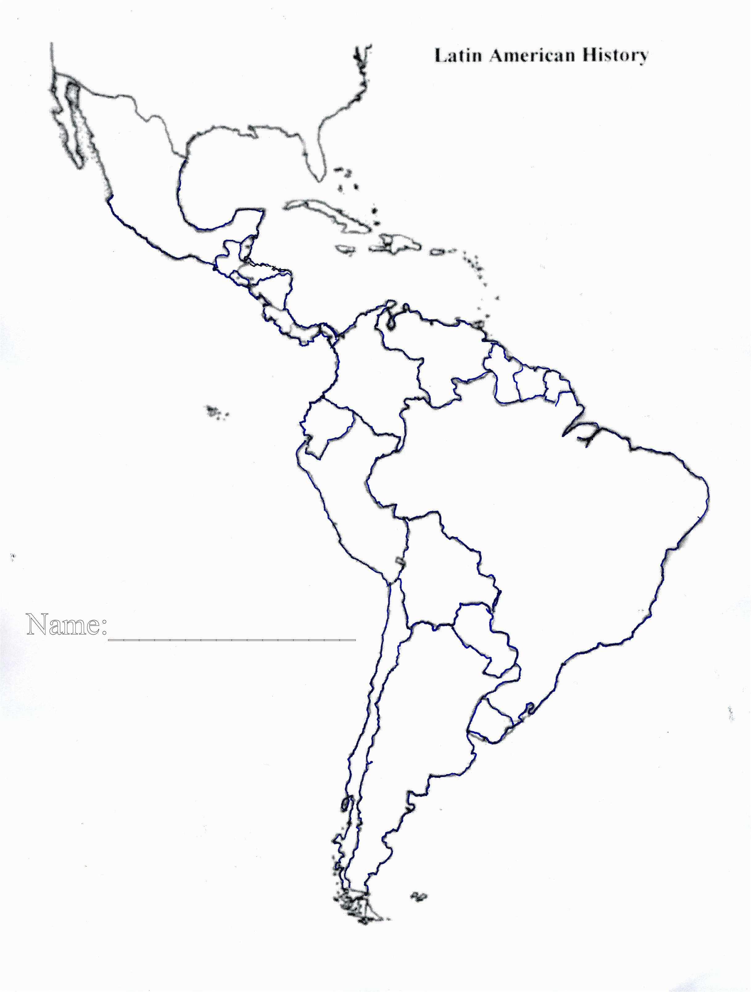 Printable Map south America New south America Physical Map Outline Example south America Map