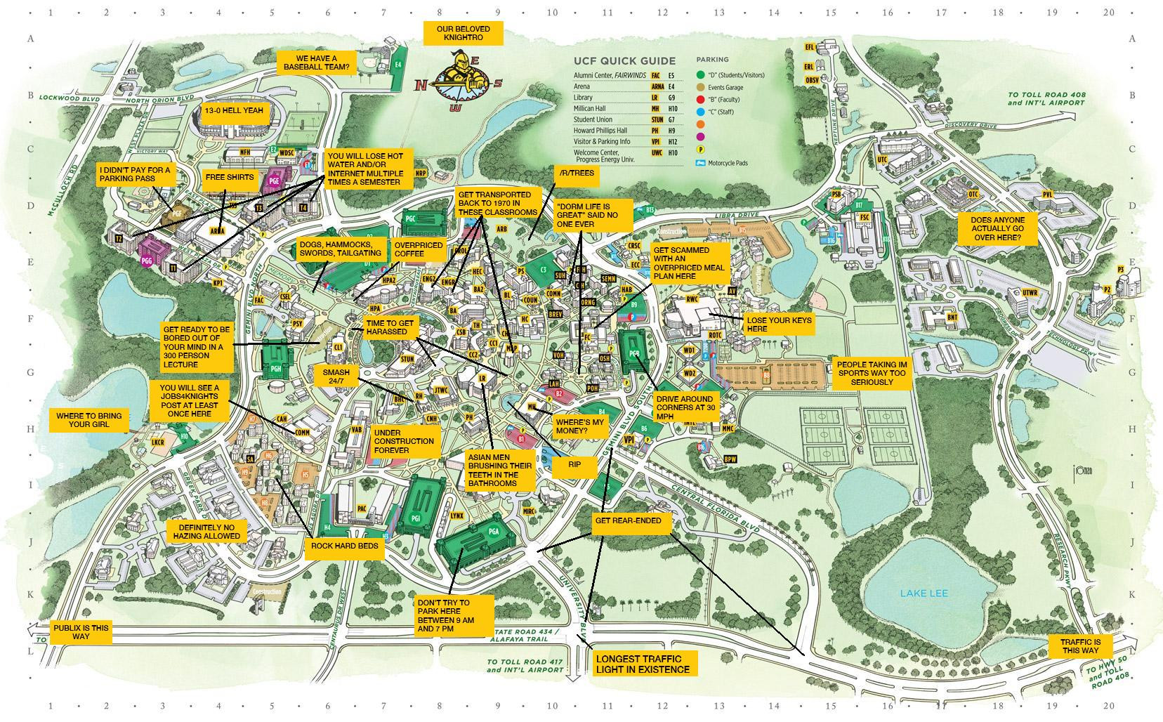 Printable Map Ucf Luxury Map Ucf Free Wallpaper For Maps