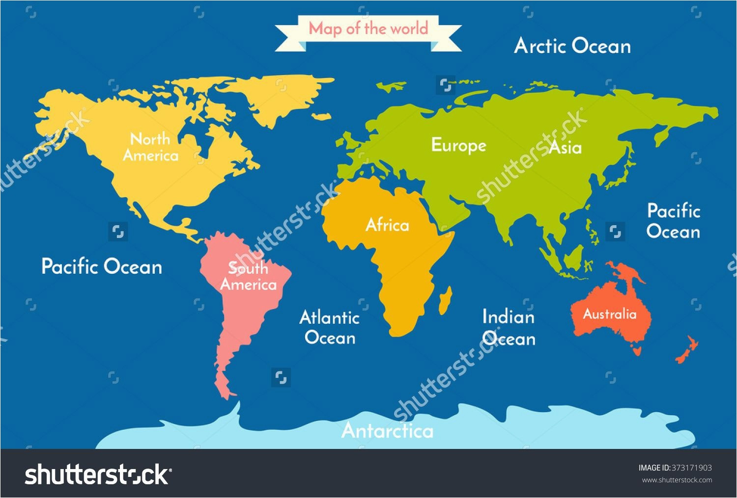 Printable Map With Continents And Oceans Lovely 7 Continents And 5 Oceans In This World Telugu New World Europe Map