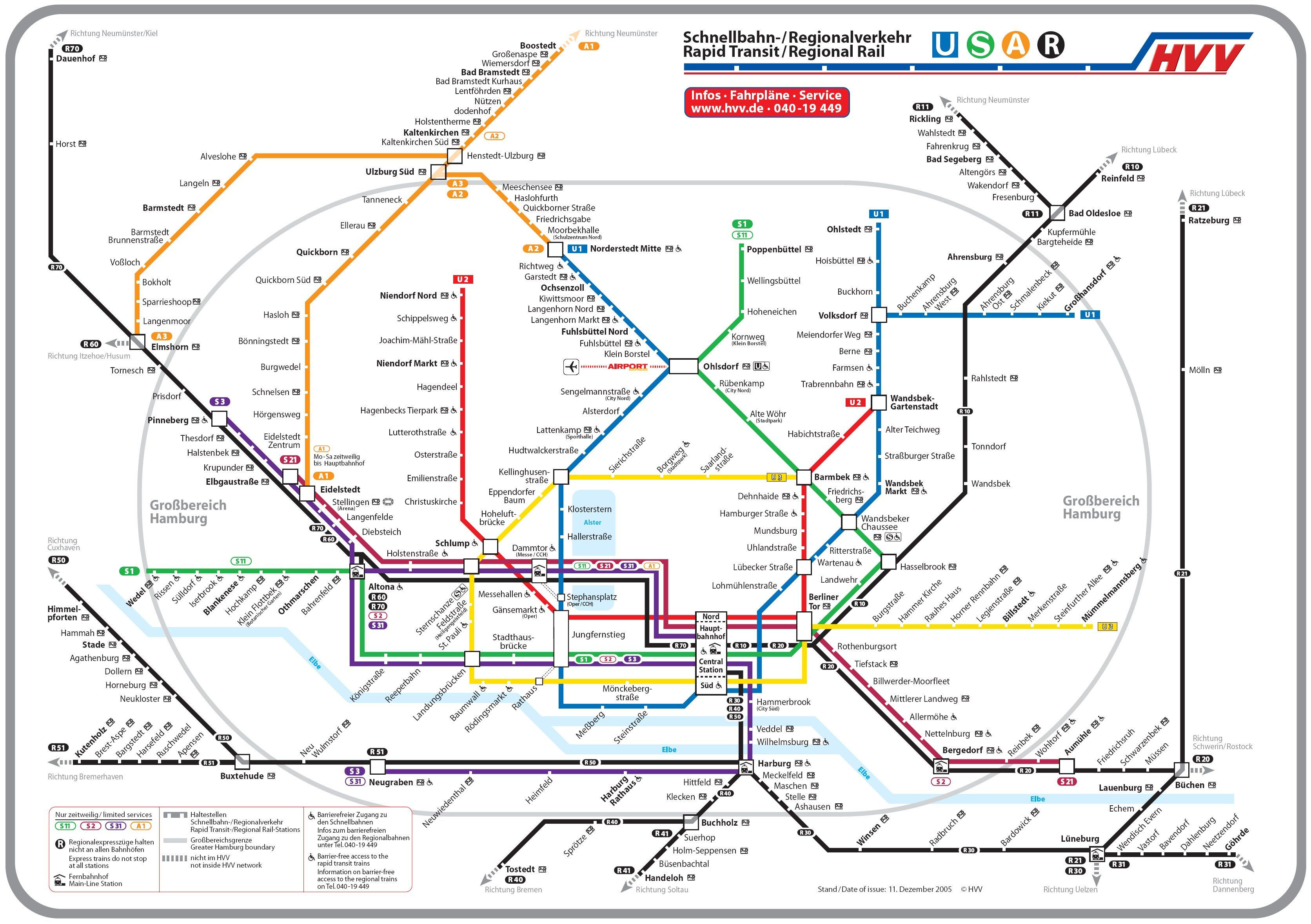 Printable Tube Map 2014 Best Of Hamburg Bahn Map Print As Poster