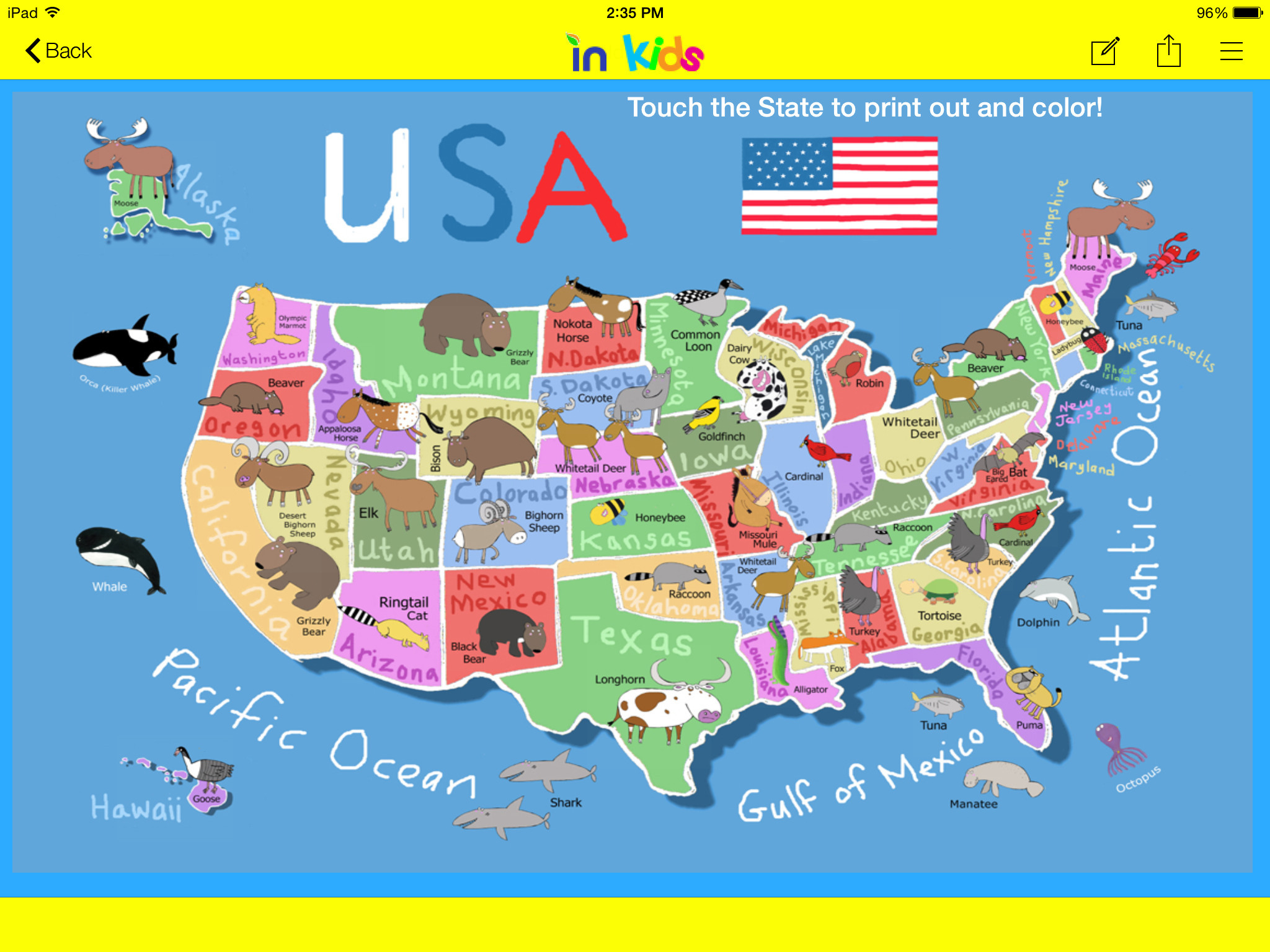Us Map Jigsaw Puzzle Game Luxury Example Inbound Kids Form Us States