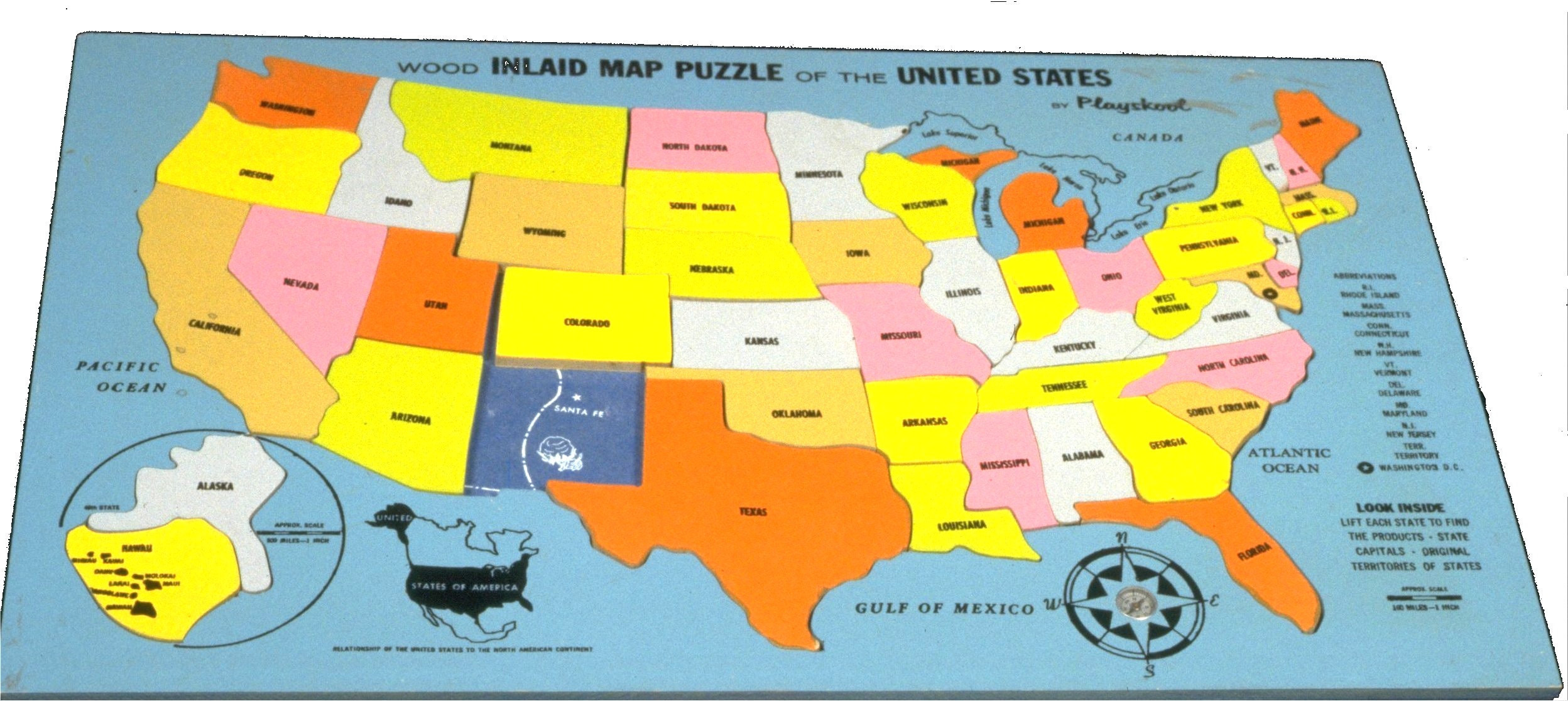 United States Map Puzzle Printable 2018 United States Map Puzzle
