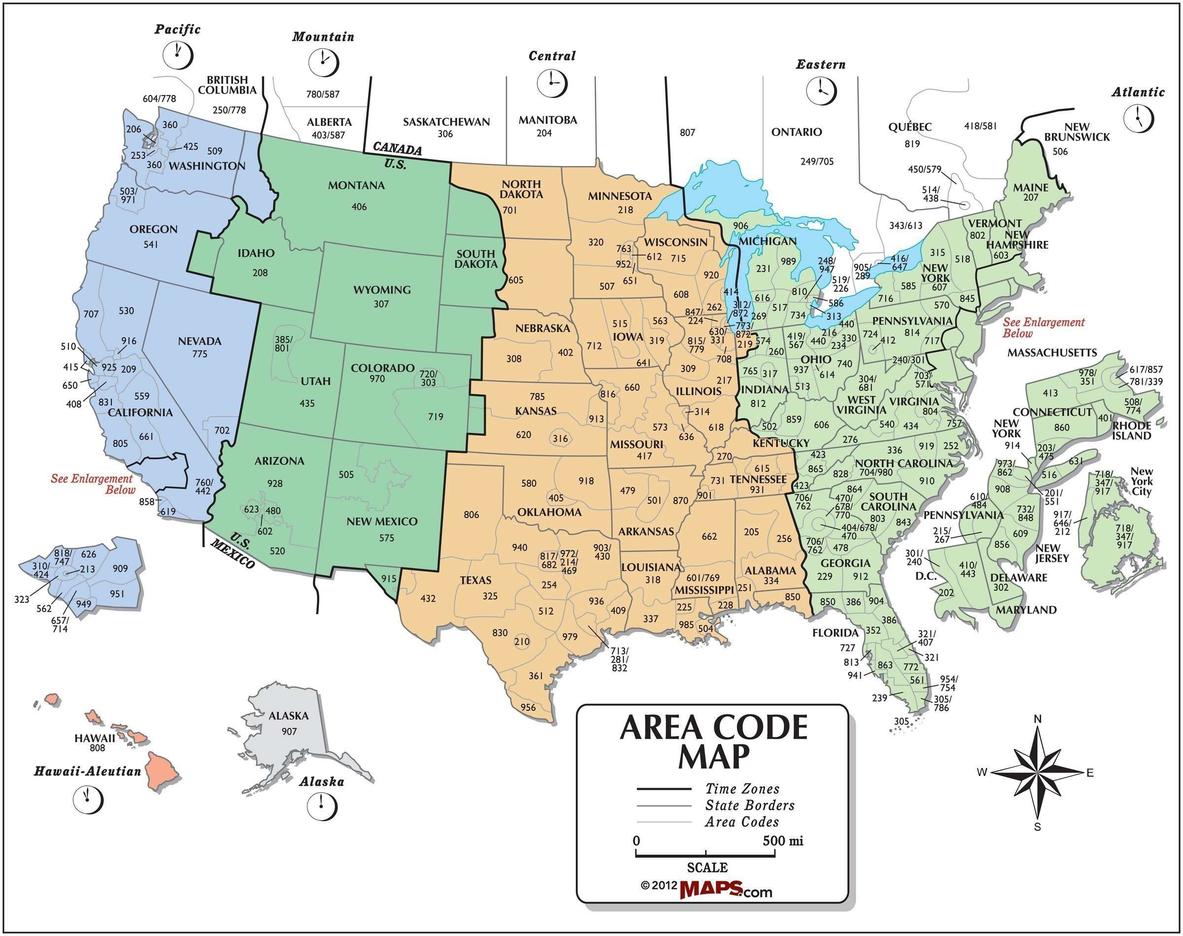 Map United States Time Zones New Us Time Zone Map Detailed Refrence