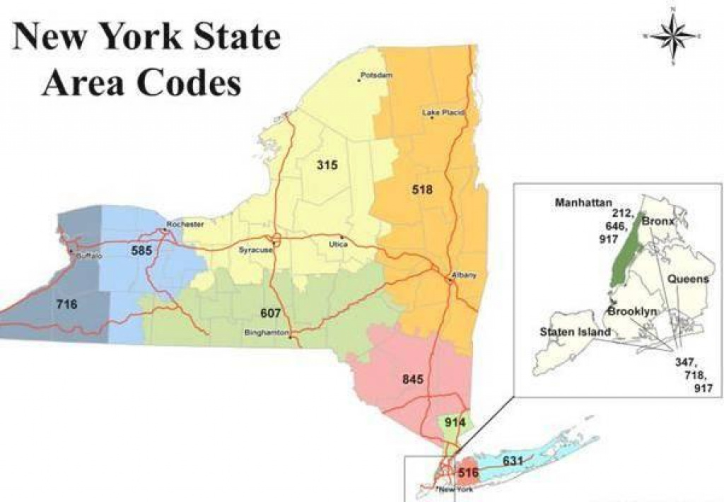 10-Digit Dialing Requirement For 315 Area Begins This Weekend | Wrvo intended for Map Of Northern Ny State