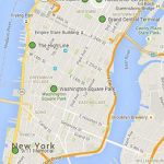 """10 """"must See"""" Places To Visit In New York   Self Guided Tour For New York State Landmarks Map"""