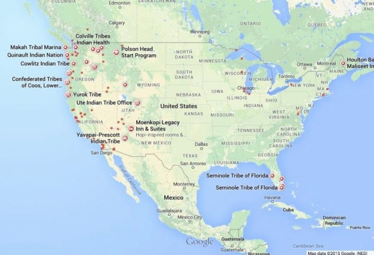 Usa Map With States And Cities Google Maps