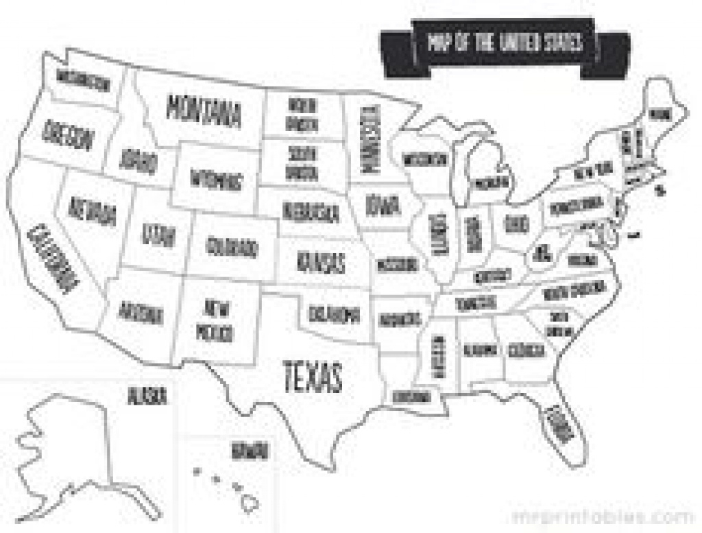 125 Best United States Map Images On Pinterest In 2018 | Map Of Usa intended for Map Of The United States That You Can Fill In