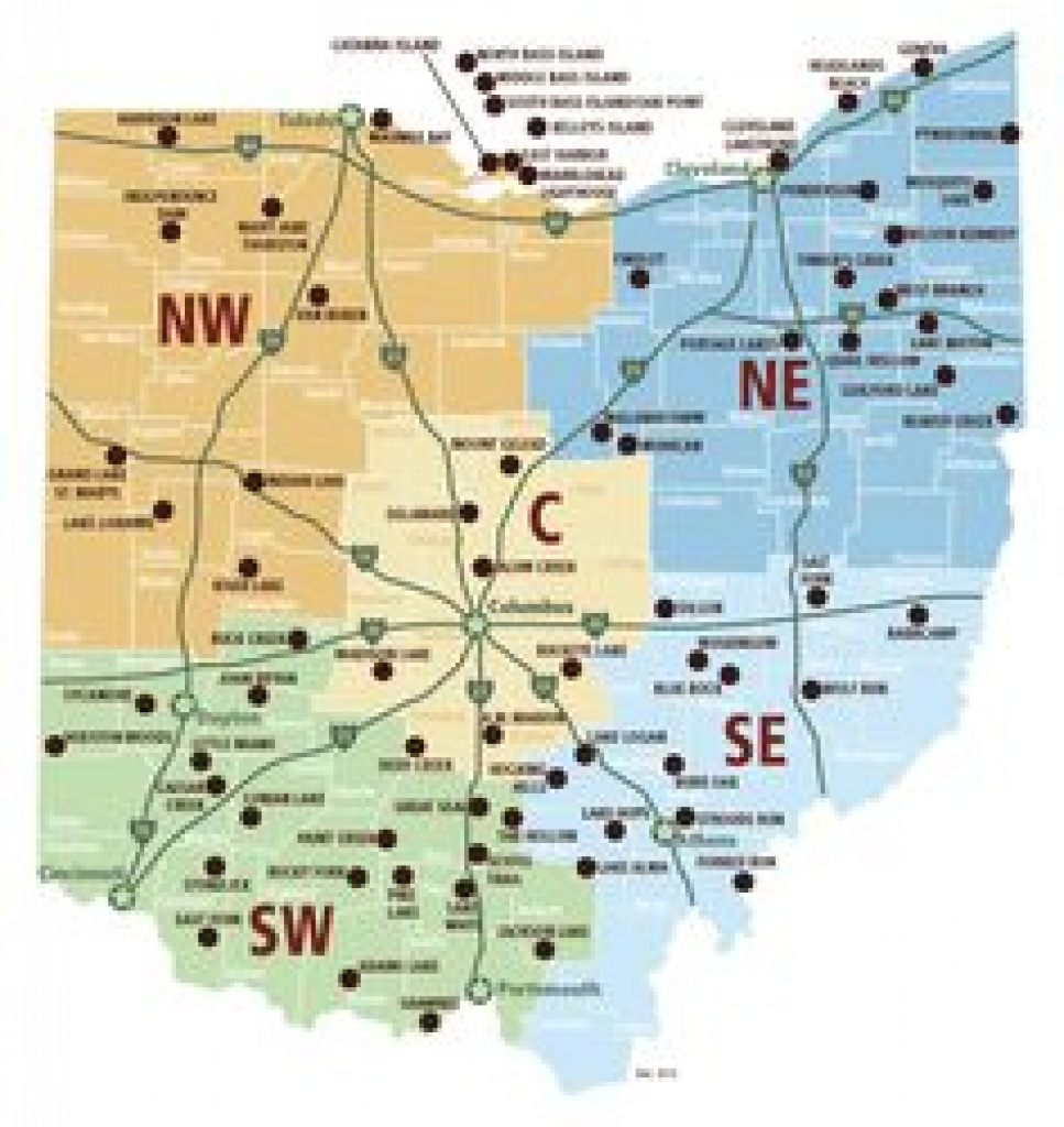 128 Best Ohio State Parks Images On Pinterest In 2018 | Destinations pertaining to Ohio State Parks Camping Map