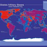 14 In Map Of Us Military Bases In Europe   Free World Maps Collection Pertaining To United States Military Bases World Map
