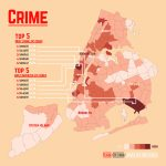 16 Maps That'll Change How You See New York City | Huffpost For New York State Crime Map