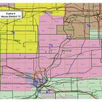 2011 Adopted Maps : Illinois Redistricting Inside Illinois State Representative District Map